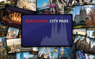 Présentation carte de transport city pass barcelone
